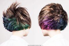 #abc #hairfucker #colorhair #freshcut #hairdressing #greenhair #beautygirl #girl #white #summertime Green Hair Girl, Hairdresser, Geometry, Haircuts, Summertime, Hair Color, Fashion, Moda, Haircolor