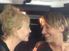 Must Watch! Keith Urban and Nicole Kidman Perform 'The Fighter' in Their Car| Country, Music News, Keith Urban, Nicole Kidman