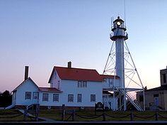 Whitefish Point Light, Michigan