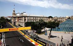 Rosberg se hace con la pole en GP de Europa