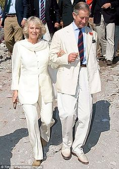 Camilla and charles | The House of Twinsor: How Charles and Camilla are turning into each ...