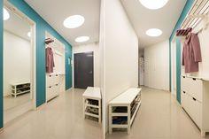 Квартира для большой семьи сминималистским интерьером. Изображение № 15.