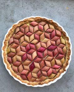 3D Rabarbertærte – eatmyheartoutcph