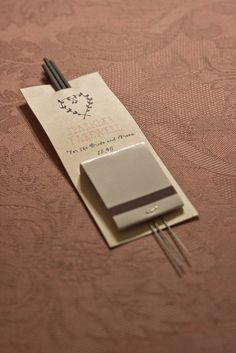 Sparklers with matches attached for guests instead of bubbles or rice. I want so badly to do this at my wedding, but I'm terrified of sparklers! Wedding Ideias, Diy Wedding, Wedding Favors, Wedding Events, Wedding Reception, Dream Wedding, Wedding Day, Weddings, Bonfire Night Wedding Favours