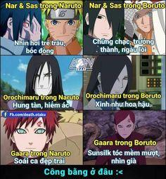 Read 42 from the story (Naruto+Boruto) Ảnh chế no jutsu Part I by love_yohan (Love_KYH) with reads. Sasunaru, Naruto Shippuden, Boruto, Royal Servant Manga, Naruto Funny, Naruto Meme, Anime Ninja, Gaara, Sasuke