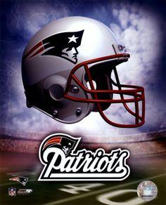 patriots logos | New England Patriots Helmet Logo ©Photofile Photo na AllPosters.com ...