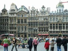 Brussels prices - food prices, beer prices, hotel prices, attraction prices - Price of Travel