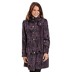 Joe Browns - Purple joe's favourite coat