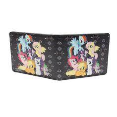 My Little Pony Mane Six Group Bifold Wallet