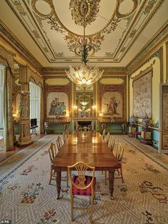 More than items in the Royal Collection are being moved from the East Wing of Buckingham Palace as part of a million refurbishment Royal Room, Buckingham Palace London, Most Haunted Places, The Royal Collection, Abandoned Houses, Abandoned Castles, Abandoned Mansions, Abandoned Places, Royal Residence