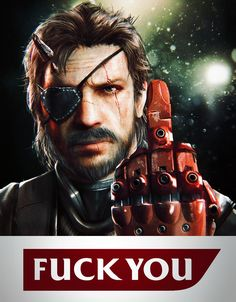 I though this was pretty funny :) Metal Gear Solid V