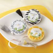 Jungle Measuring Tape Baby Shower Favors 3ct
