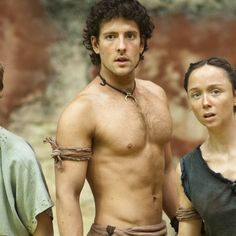 Man-tastic Monday: Atlantis actor Jack Donnelly