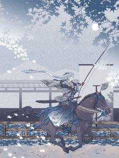 三条 刀剣乱舞】秋の本丸で流鏑馬式をやっているレア4太刀|刀剣速報-刀剣乱舞まとめブログ-