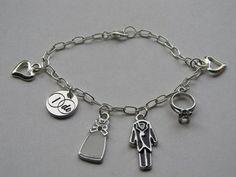I love their charm bracelets!