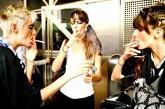 Lets Go To The Mall: Why smoking and fashion goes hand-in-hand Freja Beha Erichsen, Supermodels, Agyness Deyn, Fashion, Couple Photos, Kate Moss, Actresses, Lara Stone, Irina Lazareanu