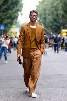 Milan Fashion Week. Photo: Imaxtree