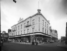 Bon Marche, Brixton was the first purpose built department store in London, erected in 1877.