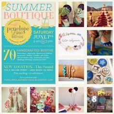 Penelope Lane Boutique: WIN Extra Shopping Money to use at the Summer Penelope Lane Boutique
