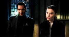 Tricia Helfer, Lauren German, Tom Ellis, Lucifer Gif, Morning Star, Netflix, Fanart, Marvel Dc, Favorite Tv Shows