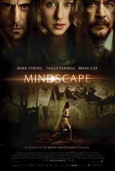 Mindscape - love this poster, very atmospheric