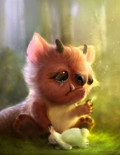 Image result for cute mythical creatures