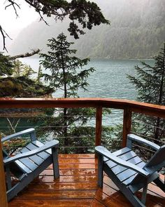 by Village Outdoor Living, Inc.Summer Kitchen their cover photo.by Village Outdoor Living, Inc. Beautiful Homes, Beautiful Places, Haus Am See, Cabin In The Woods, Cabin Homes, My Dream Home, Belle Photo, The Great Outdoors, Future House