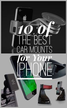 Are you looking for a simple way to secure your iPhone while you're travelling in your automobile? Look no further...