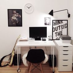 In this series we showcase inspirational office workspaces to help you design your own office. This series is meant to help you enhance your own workspace by