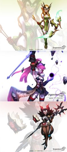 BowMaster (Dragon Nest)