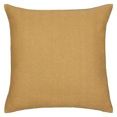 Buy John Lewis Herringbone Linen Cushion Online at johnlewis.com £35