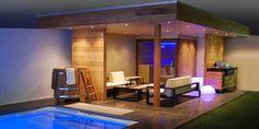 Afbeeldingsresultaat voor tuinhuisje met sauna