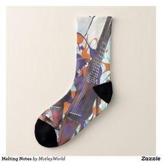 Melting Notes Socks