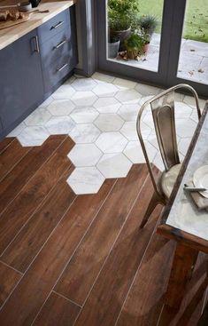 Küchen Design, Floor Design, Tile Design, House Design, Design Ideas, Chair Design, Interior Design, Kitchen Flooring, Kitchen Backsplash