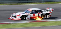 1981 Group 5 Zakspeed Ford Capri