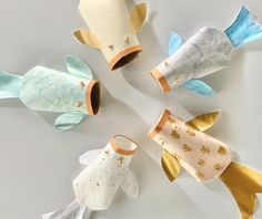 DIY : Poissons Japonais   MilK Diy For Kids, Crafts For Kids, Arts And Crafts, Diy Crafts, Do It Yourself Quotes, Child Day, Niece And Nephew, Inspiration For Kids, Diy Projects To Try