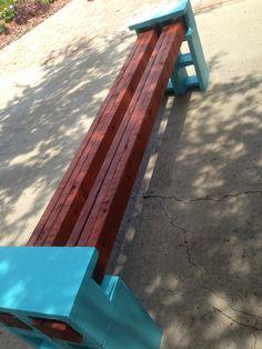 Easy bench! 6 cinder