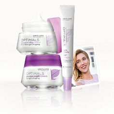 Are you looking for flawless skin, a skin with no first signs of ageing? www.oriflame.com/optimals