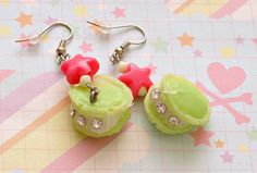 Fairy kei sweet lolita macarons stars kawaii harajuku by Aya1gou, $16.50