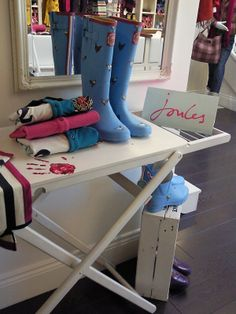 feel at home with Joules, pinned by Ton van der Veer