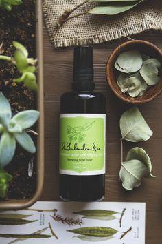 R.L.Linden Skincare - Thousand Petal beautifying mist review | TLV Birdie