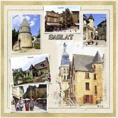 ScrapStory: Périgord - Sarlat 1