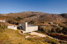 Refúgio na Montaria in Viana do Castelo, Portugal by Carvalho Araújo