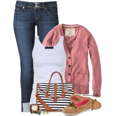 Ready for the Weekend by autumnsbaby on Polyvore featuring Jack Wills, Tusnelda Bloch, Hudson Jeans, Sperry Top-Sider, Warehouse, Sara Designs, Pintaldi Maurizio and MARC BY MARC JACOBS