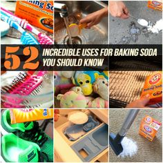 52 Incredible Uses for Baking Soda You Should Know