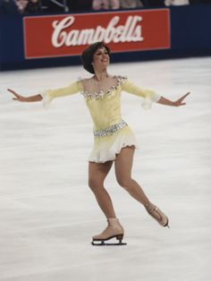 Dorothy Hamill won gold in 1976 in Innsbruck.