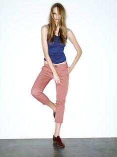 Reiko Art off pants