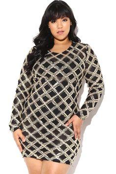 Plus Size Dresses Trendy Affordable Fashion GS LOVE