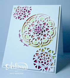 The Stamping Shed: Eastern Palace Artisan blog hop