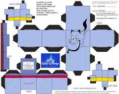 Dis14: The Genie Cubee by TheFlyingDachshund.deviantart.com on @deviantART